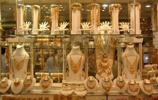 Dubai Jewelry Shopping