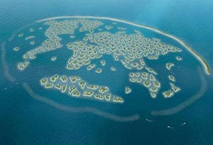 Dubai World Island